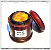 Ambre Solide Naturel 25gr