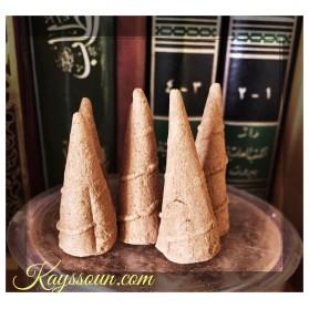 3 cône de Oud (encens)