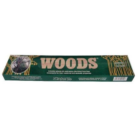 Encens WOOD (20 bâtonnets)