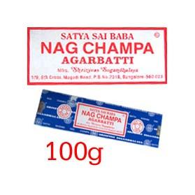 Véritable encens Nag-Champa 100gr