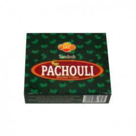 Cônes d'encens Patchouli